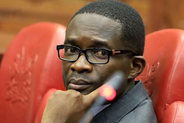 IEBC chief executive Ezra Chiloba photo