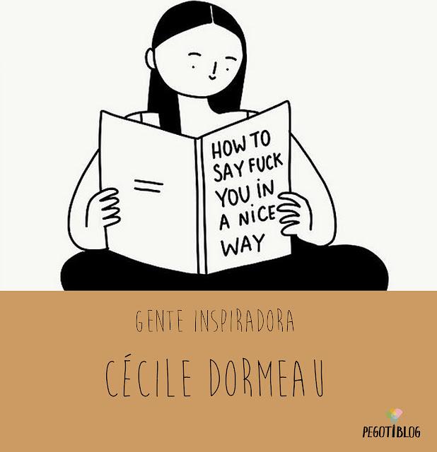 Gente inspiradora: Cécile Dormeau