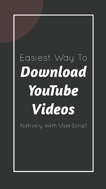 download-youtube-userscript