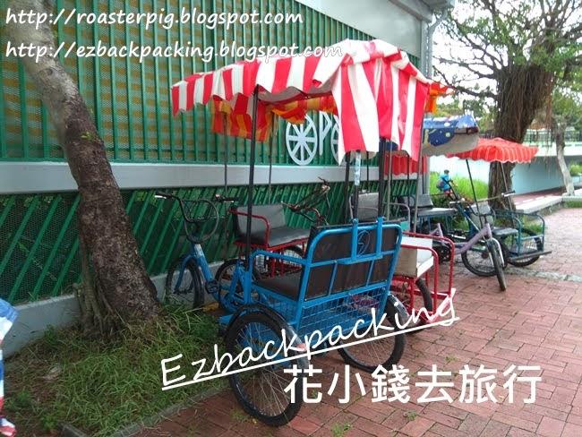 沙田公園單車亭