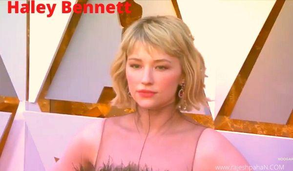 Haley Bennett height