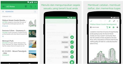 aplikasi agenda harian di hp Android