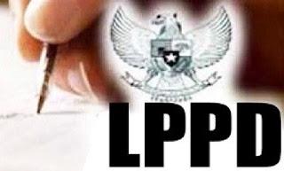 LAPORAN PENYELENGGARAAN PEMERINTAHAN DESA (LPPD) AKHIR TAHUN ANGGARAN 2020