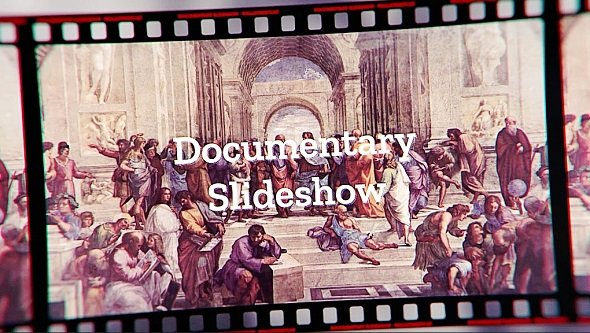 Documentary Slideshow 14735127 - Project for After Effects