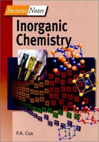 Basic Inorganic Chemistry Book Pdf
