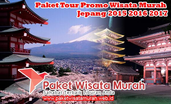 Paket Tour Wisata ke Jepang SUPER HEMAT - 7H/5M JAPAN SUPER HEMAT