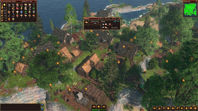 Life is Feudal Forest Village Free Download Photo