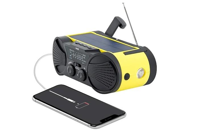 Wayl Emergency Weather Radio 4000mAh review