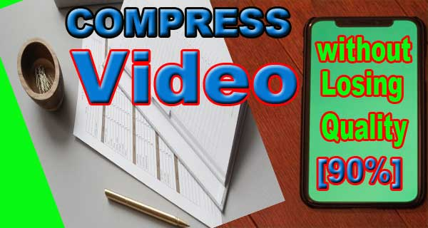 How To Compress Large Video