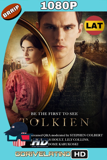 Tolkien (2019) BRRip 1080p Latino-Ingles MKV