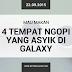 4 Tempat Ngopi yang Asyik di Galaxy
