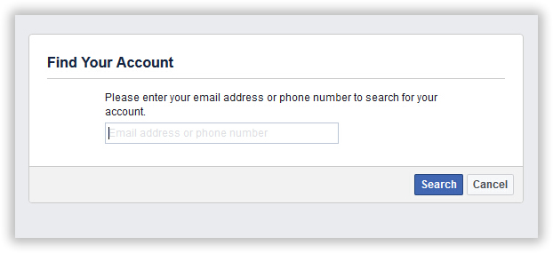 How To Reset Forgot Password On Facebook