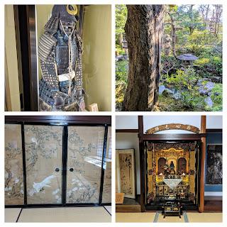 Kanazawa Attractions: Nomura Samurai House