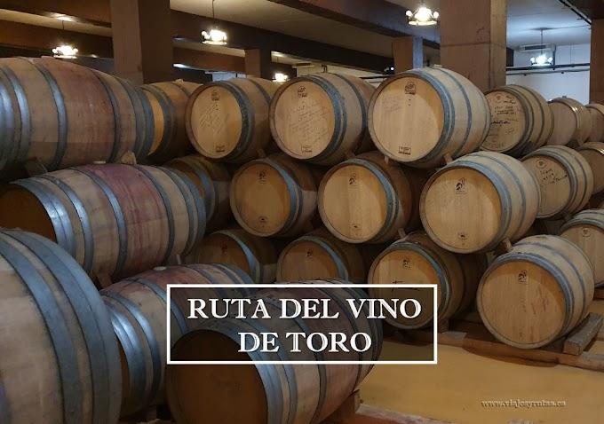 Ruta del vino de Toro, fin de semana de enoturismo