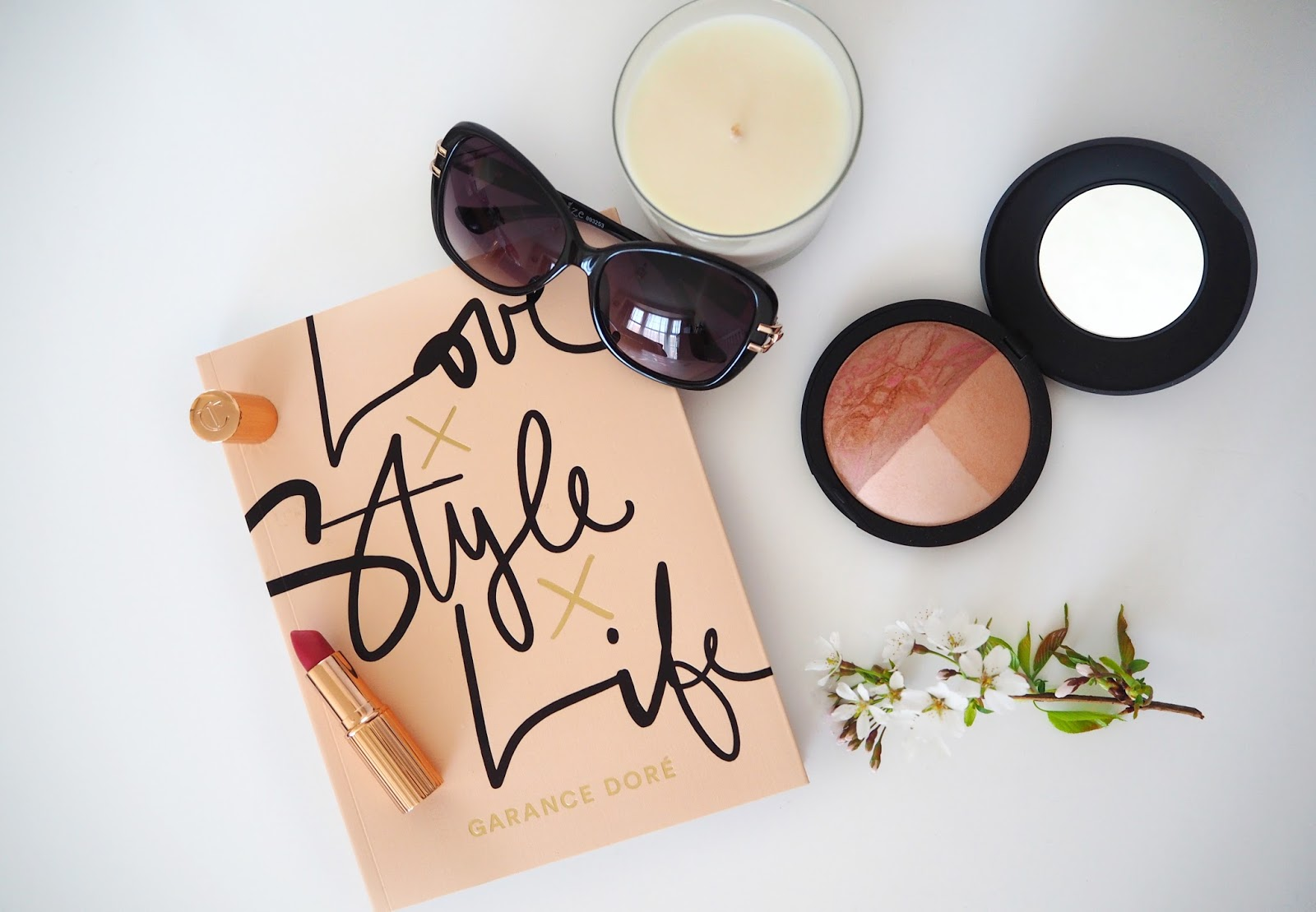 The Beauty Blogger Tag | Katie Kirk Loves