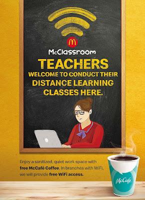 McDonalds Classroom