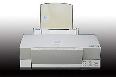Epson Colorio MJ-830Cドライバーダウンロード