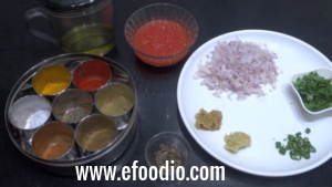 Ingredients-for-an-egg-curry-recipe-EFoodio.com