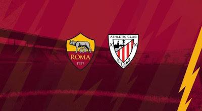 موعد مباراة روما وأتلتيك بلباو الودية والقنوات الناقلة