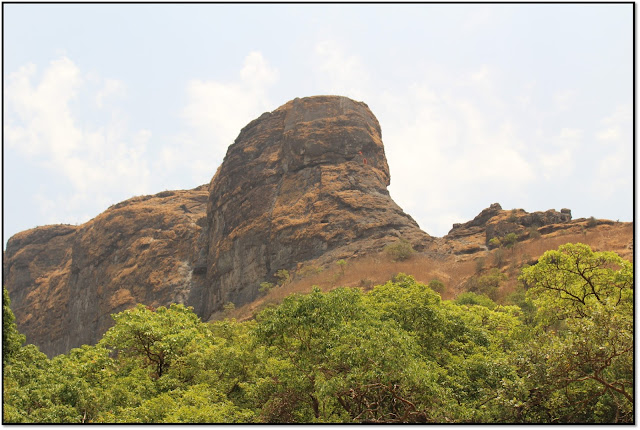 Harihar fort, Nashik fort