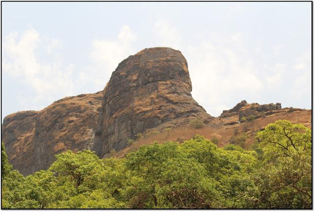 Harihar fort, Nashik fort