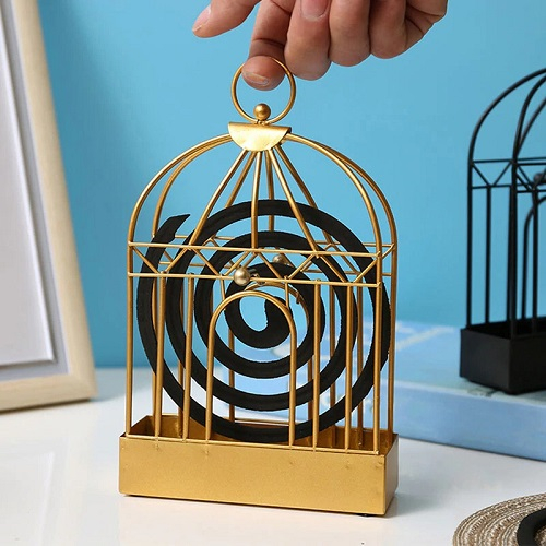 Retro Iron Mosquito Coil Holder - Aliexpress Best Find