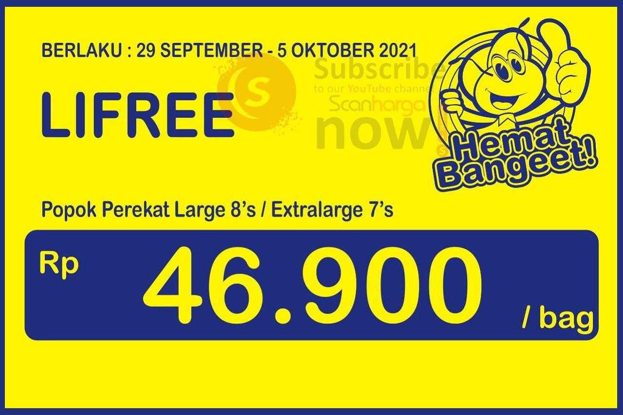 Promo Indomaret Heboh 29 September - 5 Oktober 2021 Harga Pampers Murah