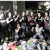 Tim Anti Bandit Polisi Berpose di Depan Mayat Begal seperti 'Berburu Babi'