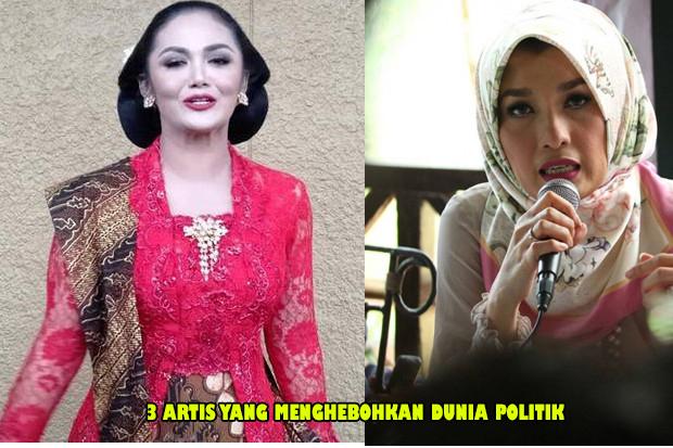 Krisdayanti, Arzetti Bilbina dan Yahya Zaini Masuk Komisi IX DPR
