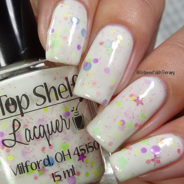 Top Shelf Lacquer Lemon Drops