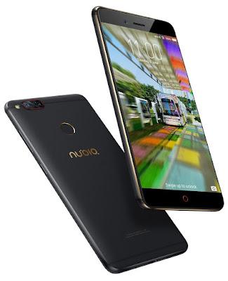 Nubia Z17 Mini available amazon