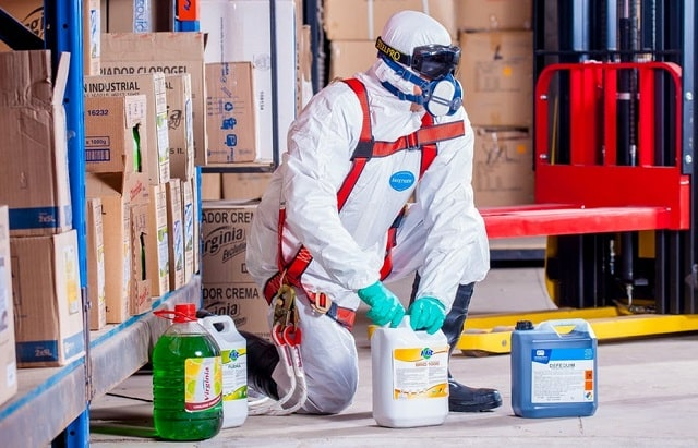 safety first employee guidelines safe working environment coronavirus pandemic