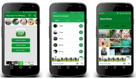 Cara Mudah Mengunduh atau Download Status WhatsApp di Android