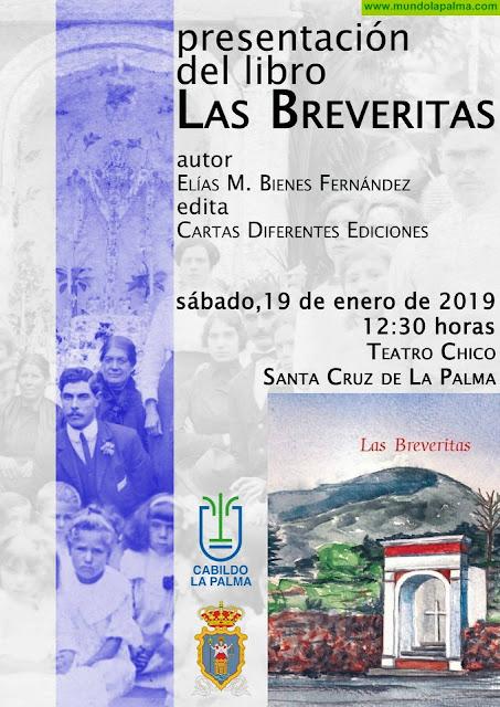 Santa Cruz de La Palma acoge la presentación del libro sobre La Breveritas