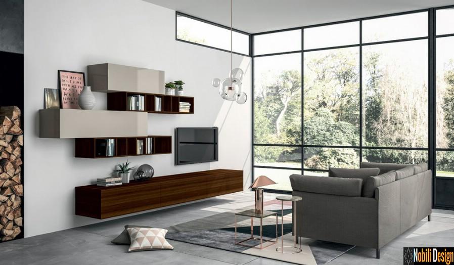 Mobilier living modern constanta mobila moderna for Meuble de living moderne