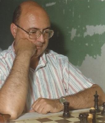 El ajedrecista y escritor de ajedrez Màxim Borrell Vidal