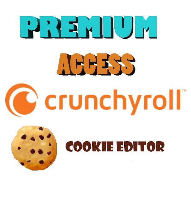 Crunchyroll Premium Cookie Free Updated