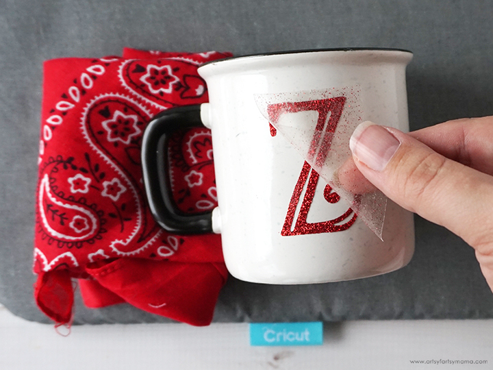 Personalized Christmas Eve Mug
