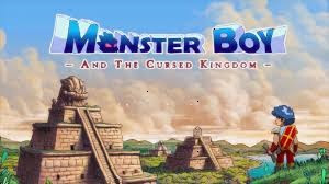 Monster Boy And The Cursed Kingdom PC Game Free Download