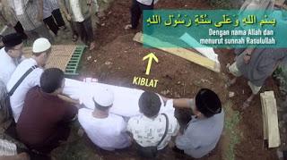 maka wajib bagi sesama muslim yang masih hidup untuk segera menuntaskan perawatan jenaz 4 Fardlu Kifayah Perawatan Jenazah