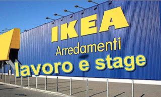 Stage e lavoro IKEA - adessolavoro.com