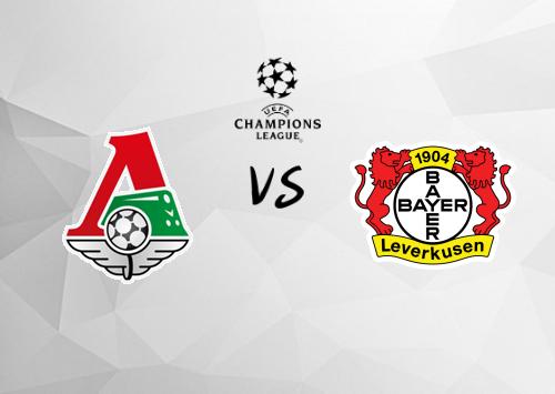 Lokomotiv Moscú vs Bayer Leverkusen  Resumen