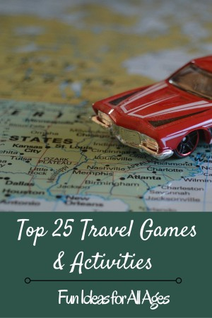 http://goodthingsrealized.com/25-travel-games-activities-for-all-ages/