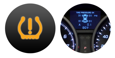 Tire Pressure Sensor Fault >> Lexus of Pleasanton: Why does the tire warning light come on?