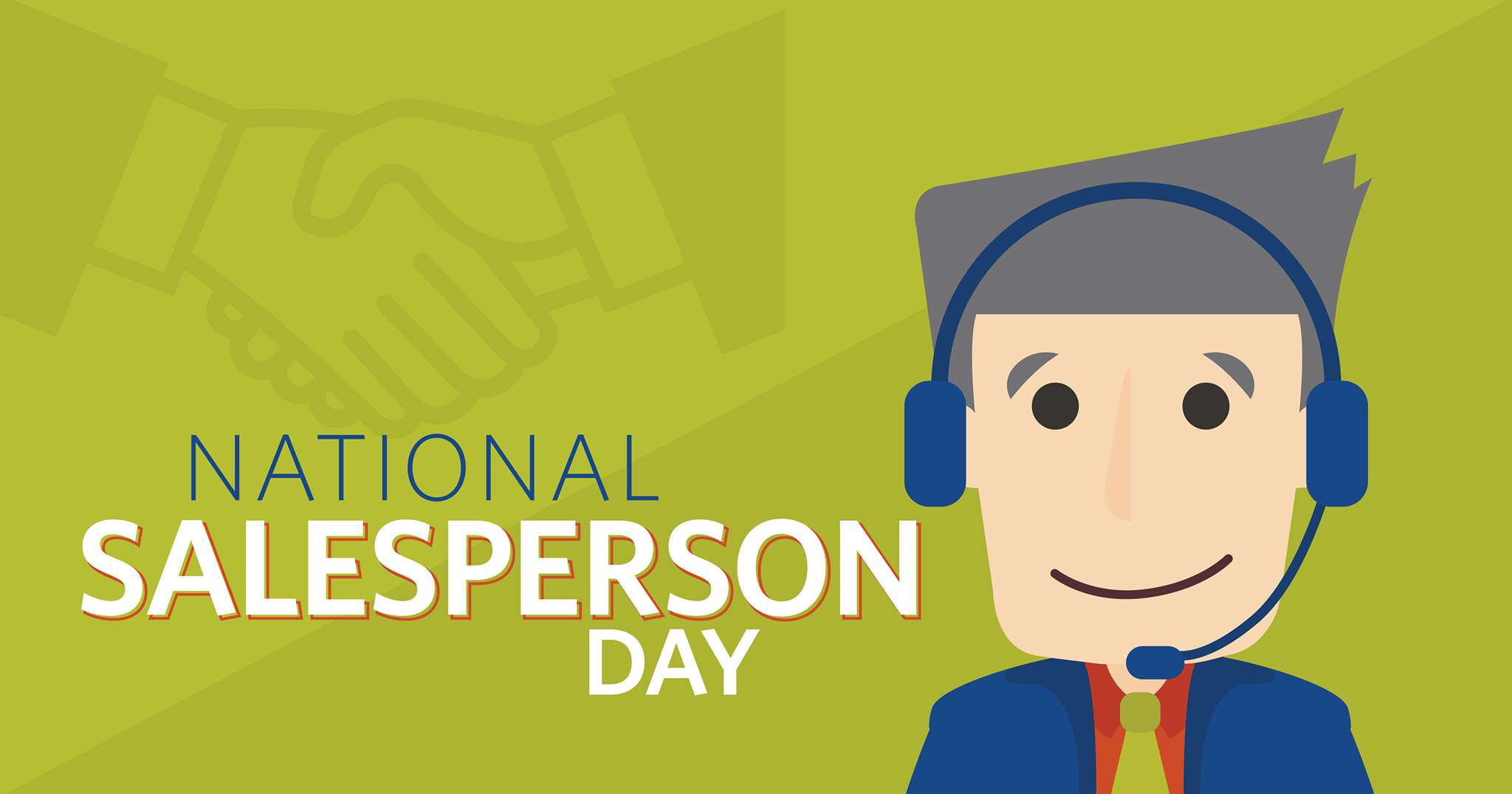 National Salesperson Day Wishes for Whatsapp