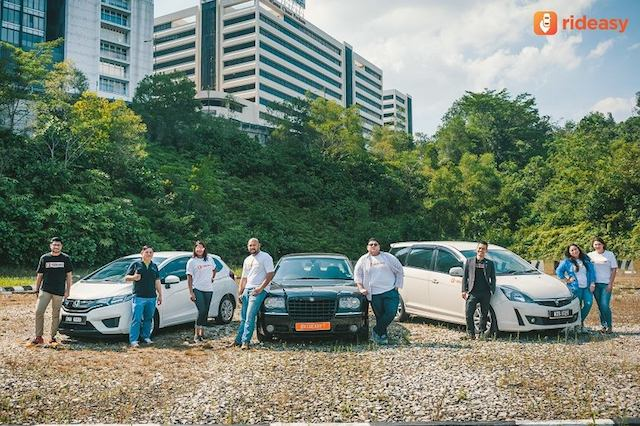 Rideasy - Malaysia's First Online Car Sharing Platform Launched
