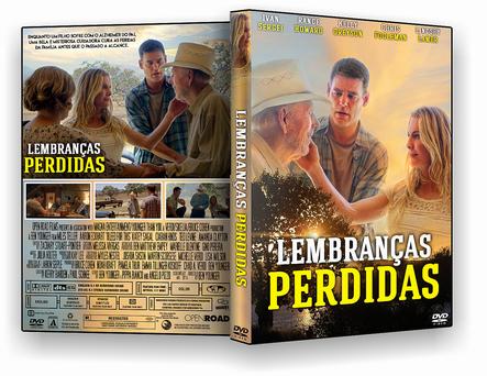 DVD Lembranças Perdidas (2019) DVD-R AUTORADO