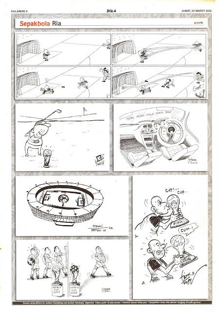 SepakbolaRia EDISI JUM'AT, 22 MARET 2002