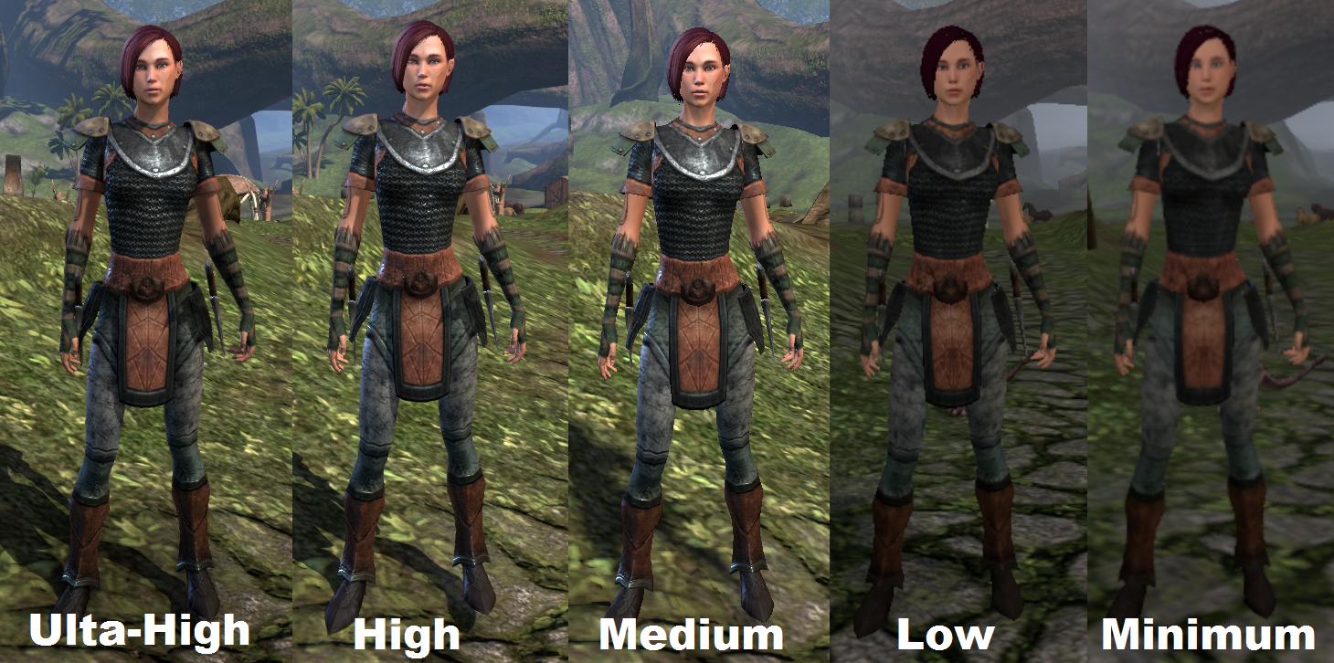 Eso Medium Armor Crafting Levels
