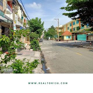 đường trước nhà phố khu tên lửa phường bình trị đông b bình tân